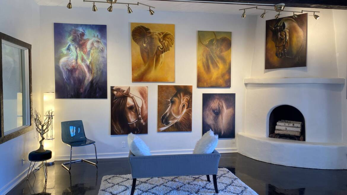 Now Open Daily: The Finest   Art Gallery in Sedona!